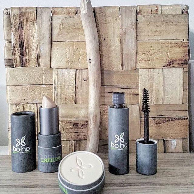 100% natuurlijke make-up look