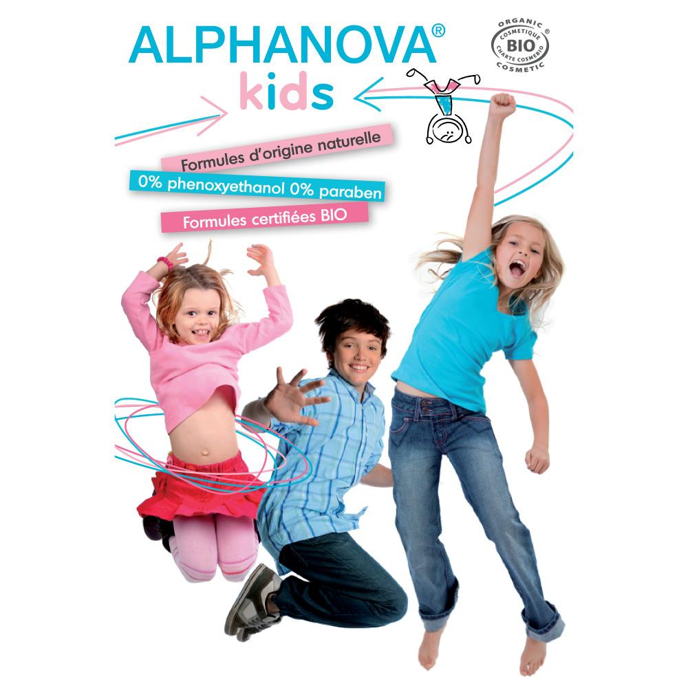 Alphanova Kids natuurlijke verzorging
