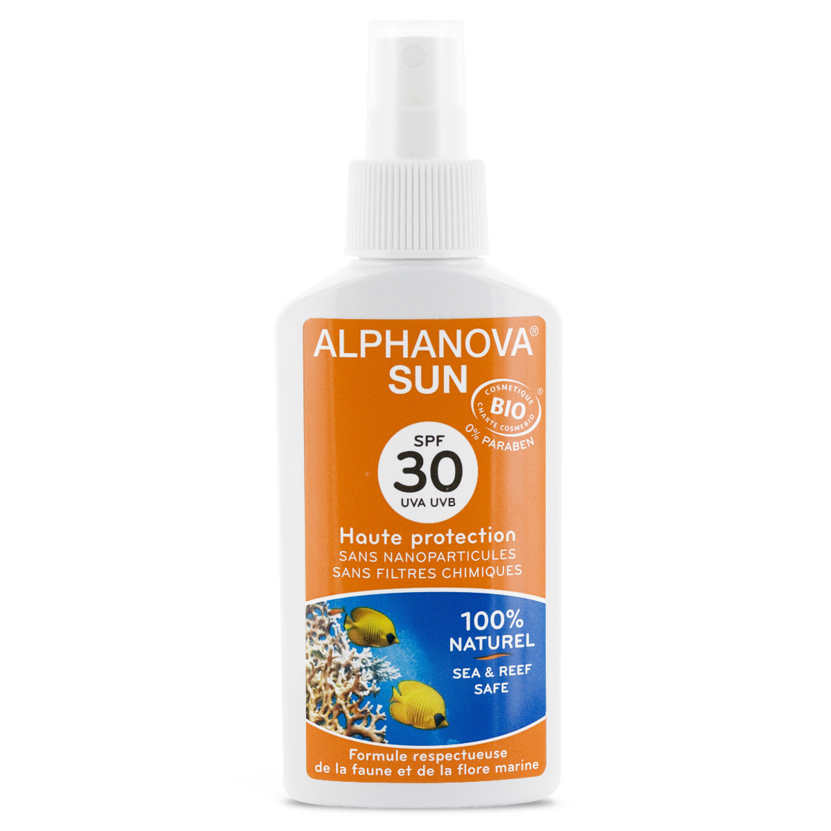 ALPHANOVA SUN BIO 30 SPRAY