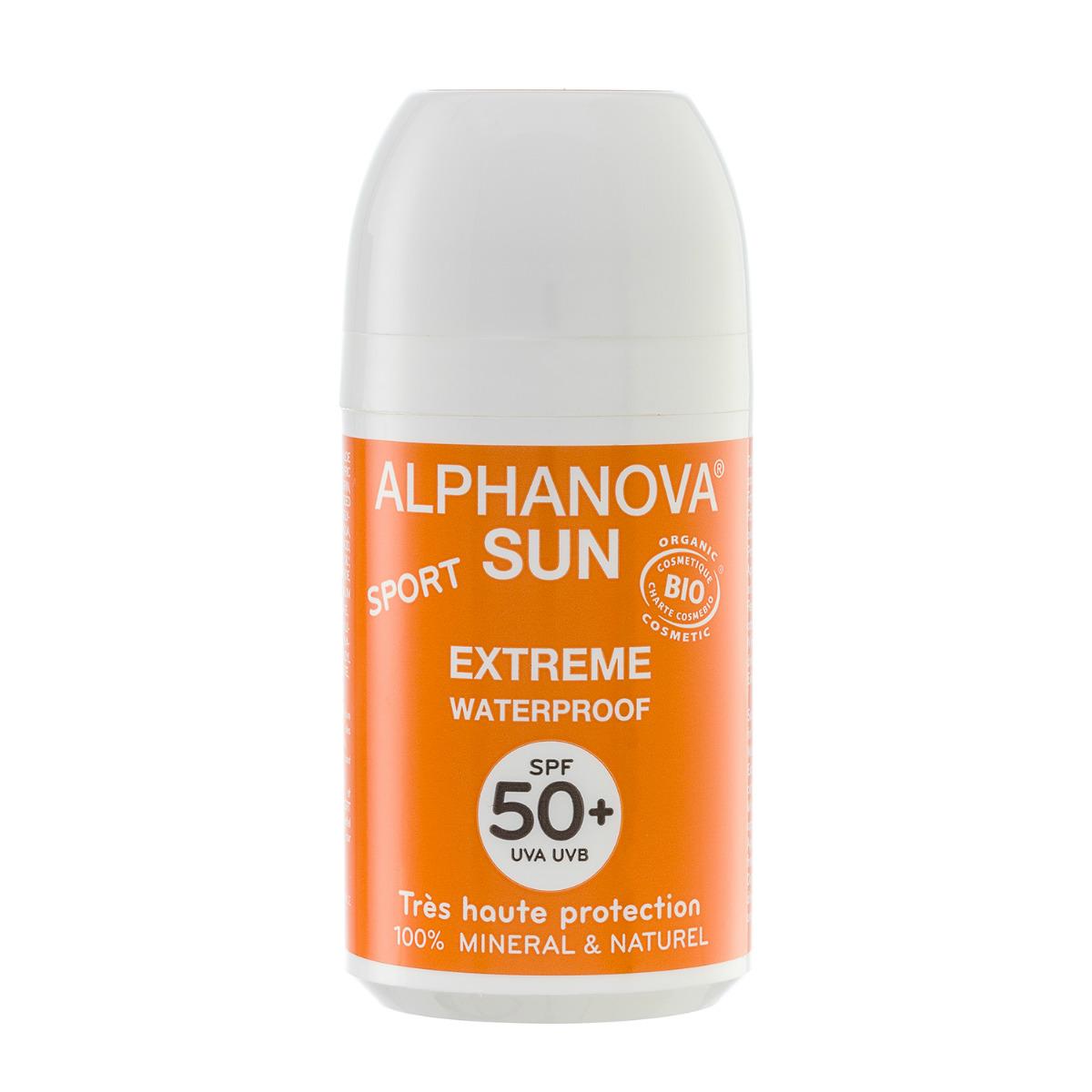 ALPHANOVA SUN BIO EXTREME 50+ROLLON sport