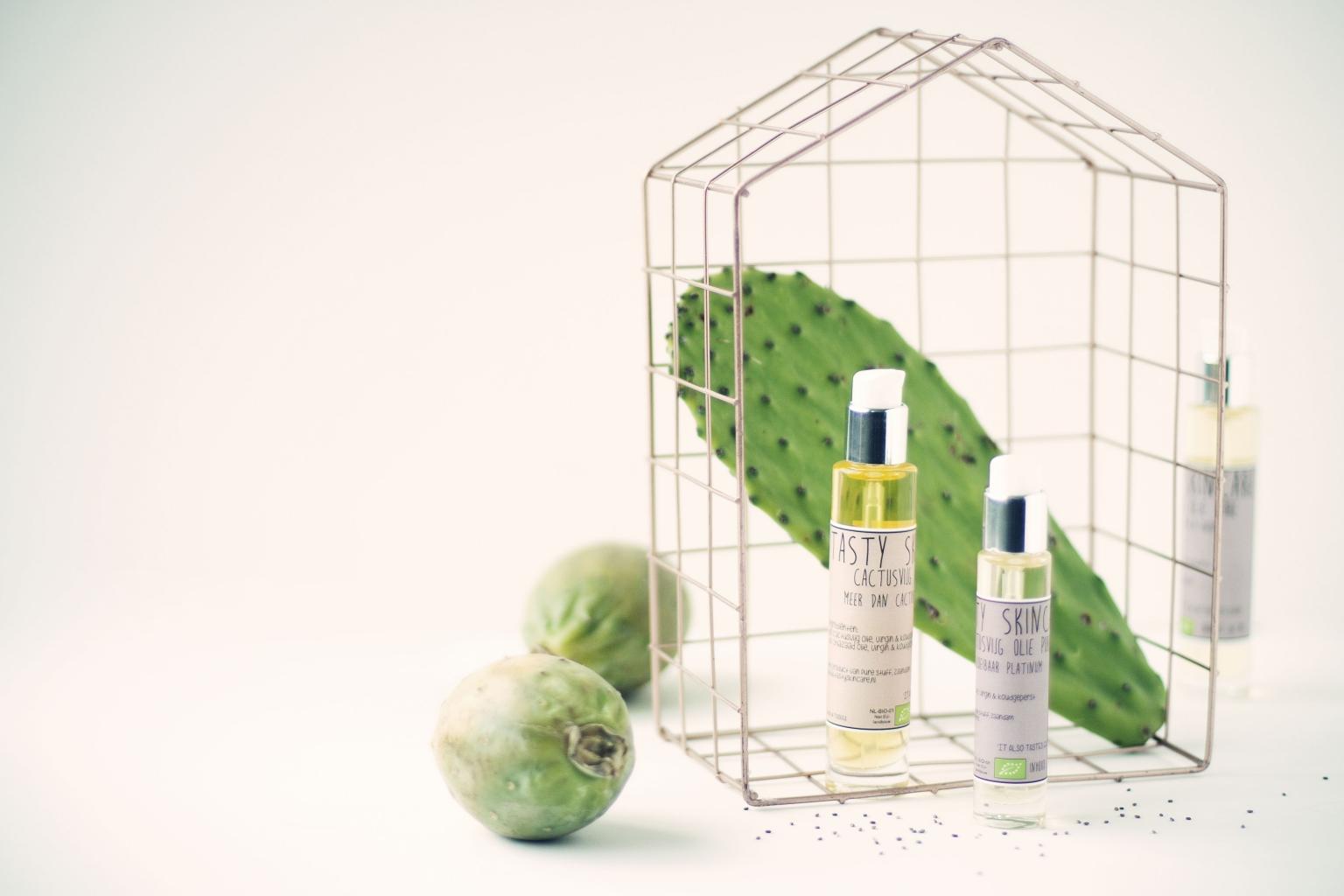 Tasty Skincare cactusvijg olie 2