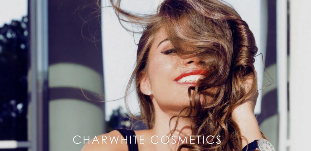 charwhite-cosmetics voor wittere tanden