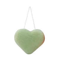 Indemne-i-love-k-konjac-sponge-for-face-with-green-clay