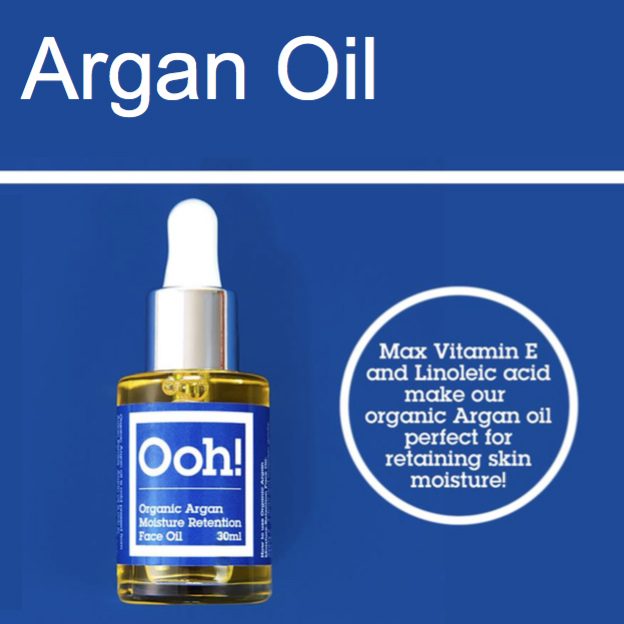 Oils of Heaven Argan Oil