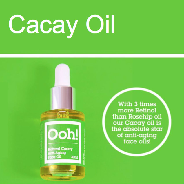 Oils of Heaven Cacay Oil