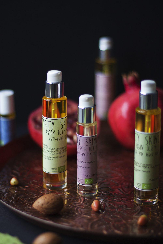Tasty Skincare overzicht eetbare cosmetica