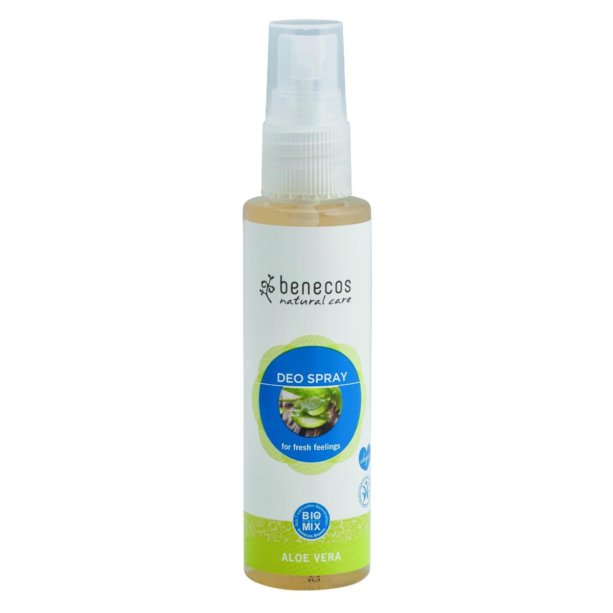 benecos Deo Spray Aloe Vera hr