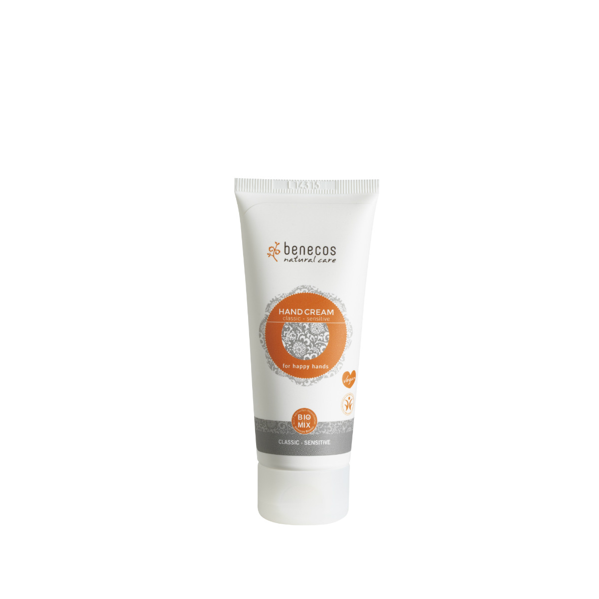 benecos Hand Cream classic_sensitive hr