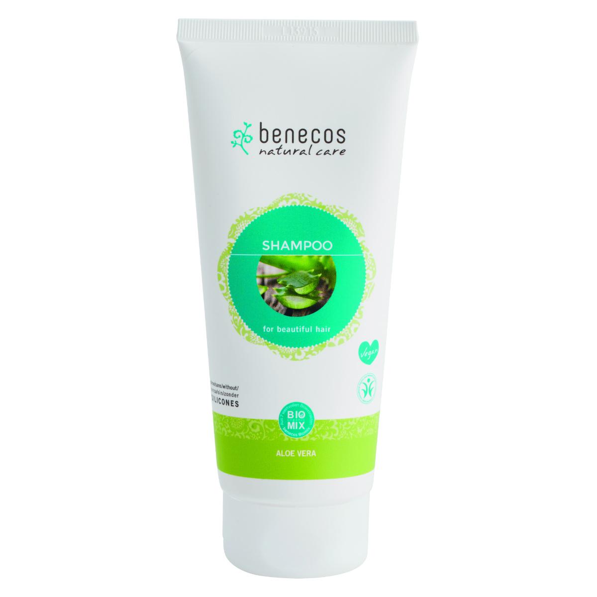 benecos Shampoo Aloe Vera hr