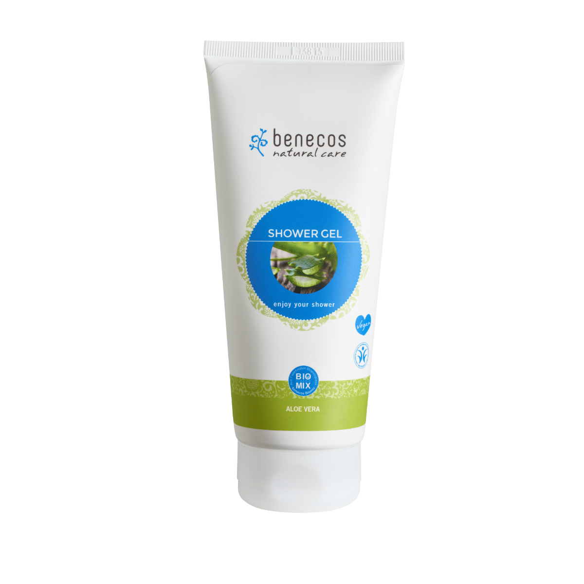 benecos Shower Gel Aloe Vera hr