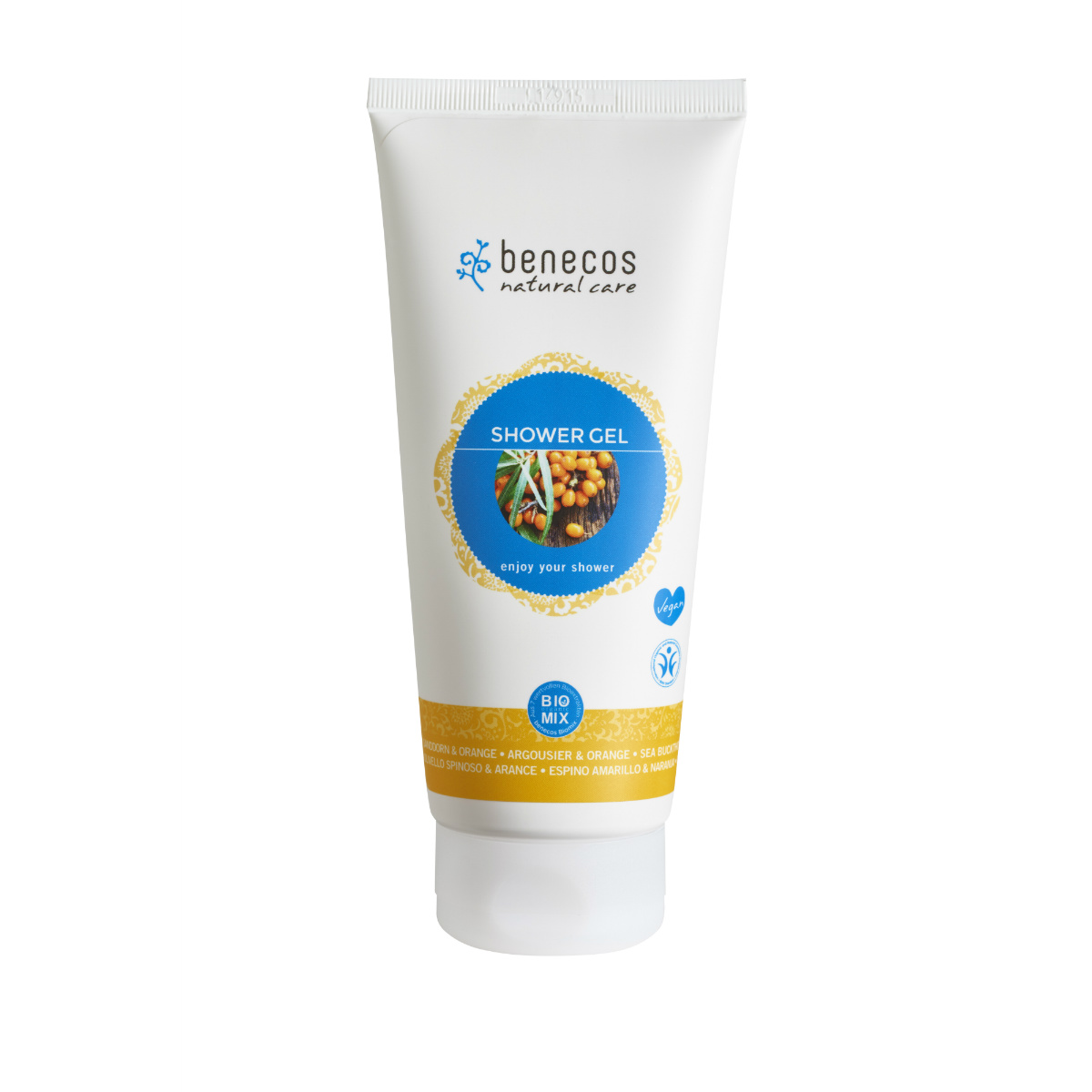 benecos Shower Gel-duindoorn