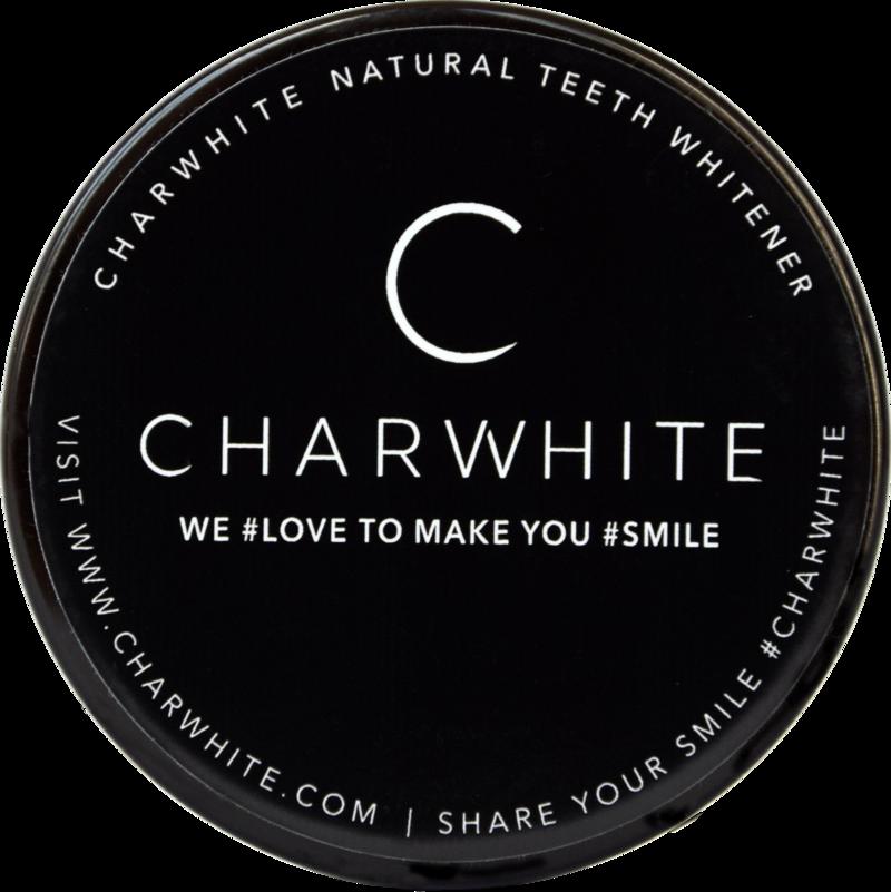 veilig witte tanden charwhite natuurlijk tanden bleken