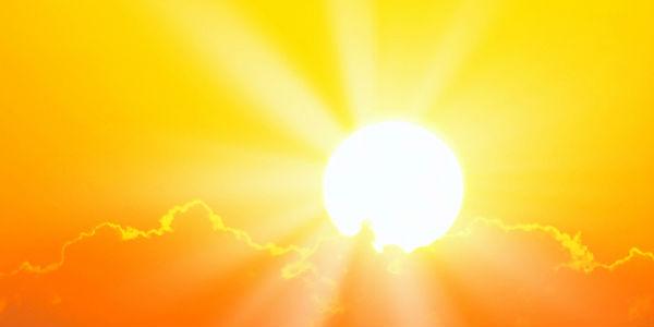 natuurlijke zonnebrand en zonbescherming