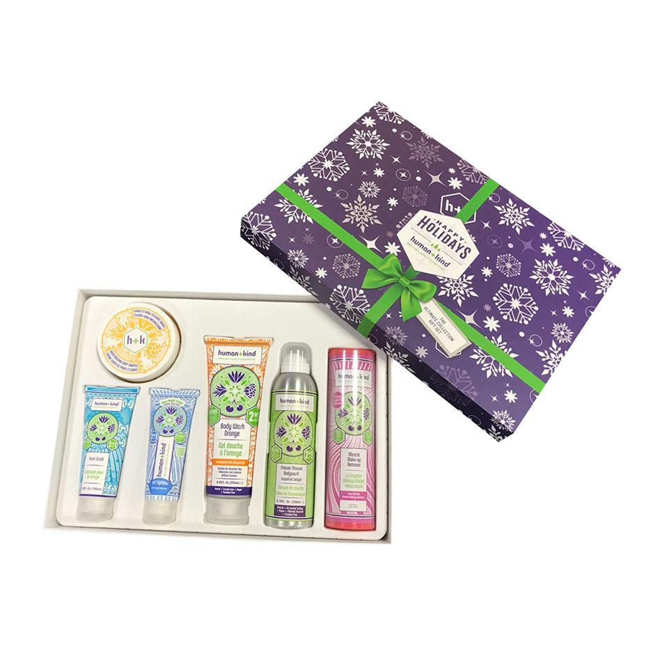 duurzame kerstpakketten